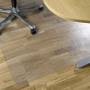 Ochranná podložka pod kolečkové židle - na dřevěnou podlahu