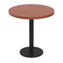 stůl jednací na litinové podnoži