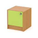 skříň mini 40 cm - 1-dveřová L/P