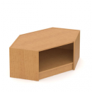 skříň mini rohová