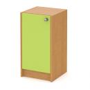skříň nízká 40 cm - 1-dveřová L/P