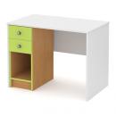 box pod stůl - 2-zásuvkový s nikou