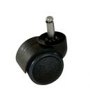 kolečko - náhradní díl - 10 mm čep - bez brzdy