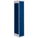 skříň šatní 1-dveřová celokovová