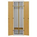 skříň šatní 2-dveřová