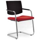 SEANCE pérová  - jednací židle