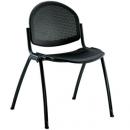 STAR černá - jednací židle