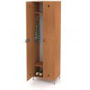 šatní skříň 2-dveřová 2-modulová
