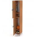 šatní skříň 2-dveřová 1-modulová