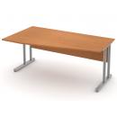 Stůl pracovní ukosený - kovová podnož
