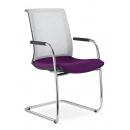 Lyra net 203/213-KZ - jednací židle