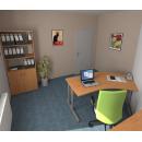 sestava kancelářského nábytku do 10 000,- č.1