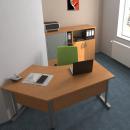 sestava kancelářského nábytku NL do 15 000,- č.3