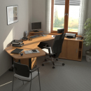sestava kancelářského nábytku NL do 15 000,- č.4