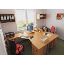 sestava kancelářského nábytku NL do 30 000,- č.1
