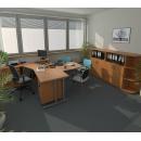 sestava kancelářského nábytku NL do 30 000,- č.5