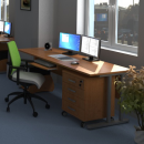 sestava kancelářského nábytku NL do 10 000,- č.5