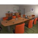 sestava kancelářského nábytku NL jednací stůl č.1