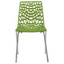 GROOVE - plastová židle