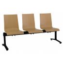 ELSI 103 L - trojmístná lavice