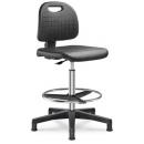501 - pokladní PU židle
