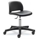 502 - pracovní PU židle
