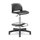 503 - pracovní PU židle
