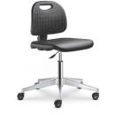 510 - pracovní antistatická PU židle