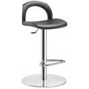 504-O - pracovní PU židle