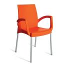 BOULEVARD KŘESÍLKO - plastová židle