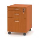 Kontejner (tužkovník + zásuvka + kartotéka)