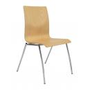 IBIS DŘEVĚNÝ - konferenční židle