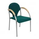 NEON šedý - jednací židle