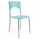 BORA plastová - jednací židle