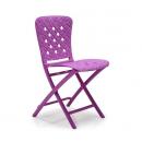 ZAG - plastová skládací židle