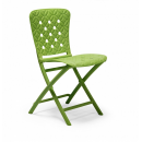 ZAG SPRING - plastová skládací židle