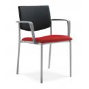 SEANCE 090 N BR - jednací židle