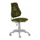 FUXO ARMY - dětská židle