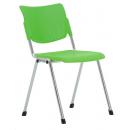 MIA plastová - konferenční židle