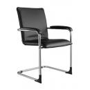 SWING s čalouněnými područkami - konferenční židle