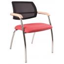 OLYMP 4 nohy síť - jednací židle