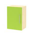 skříň horní 1-dveřová závěsná, 45 cm