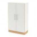 skříň střední 2-dveřová